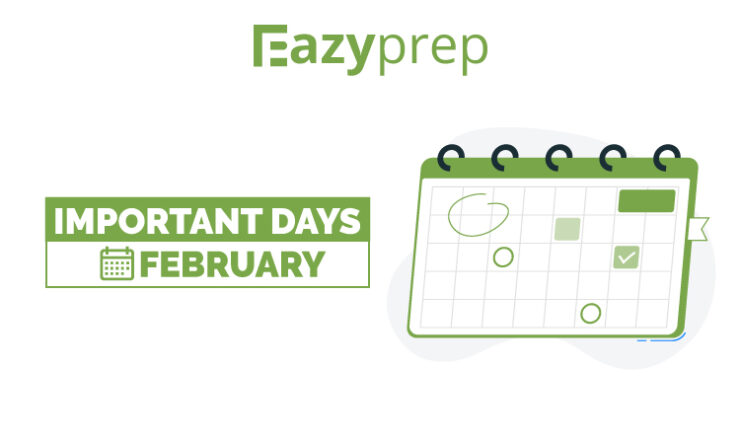 Important Days February Important Days In February